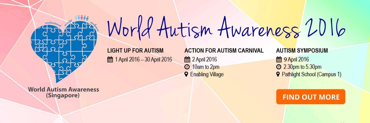 World Autism Awareness 2016