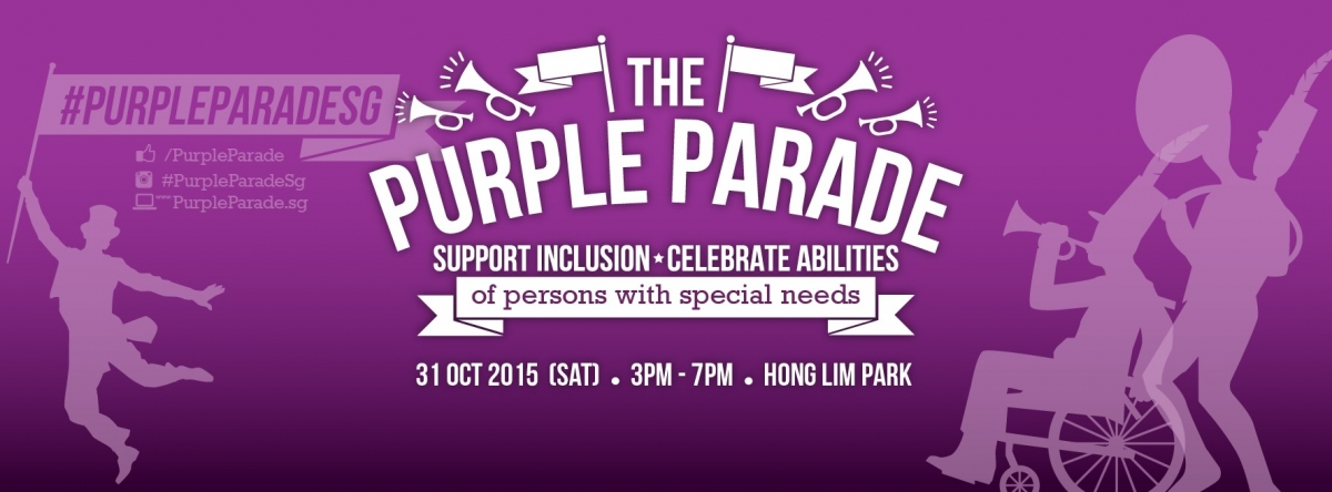 Purple Parade 2015